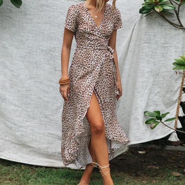 Bohemian Empire Dress