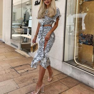 Bohemian Chic Midi Dress
