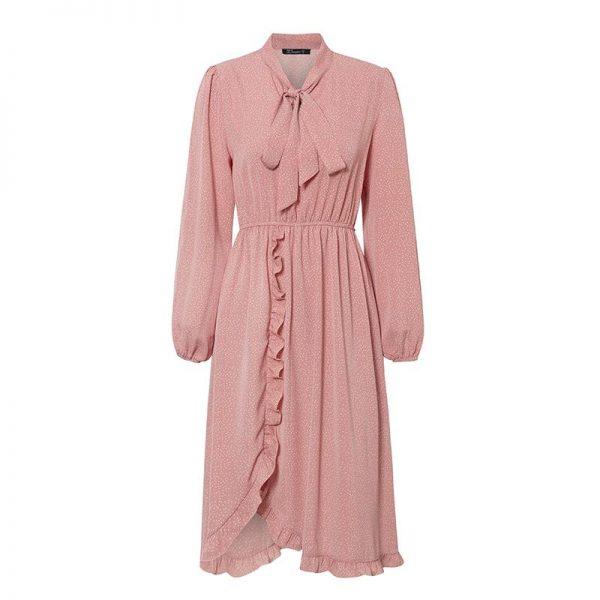 Candy Pink Short Dress