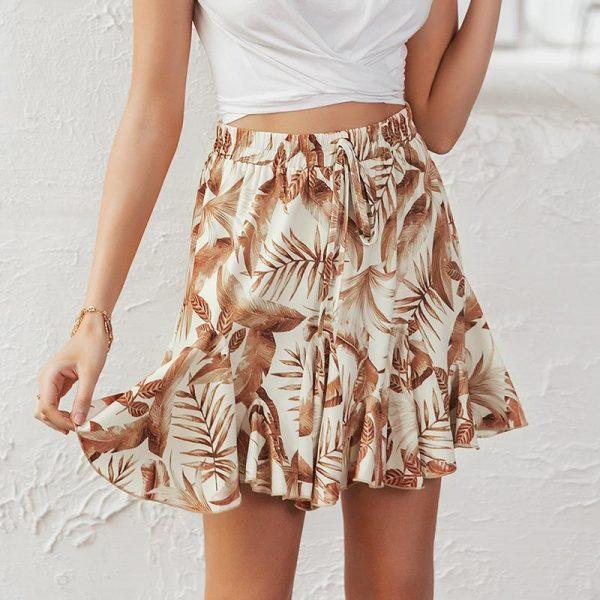 Little Bohemian Short Skirt