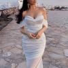 Bohemian Chic Wedding Dress